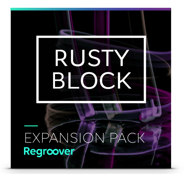 Accusonus Rusty Block Expansion Pack Cover Art