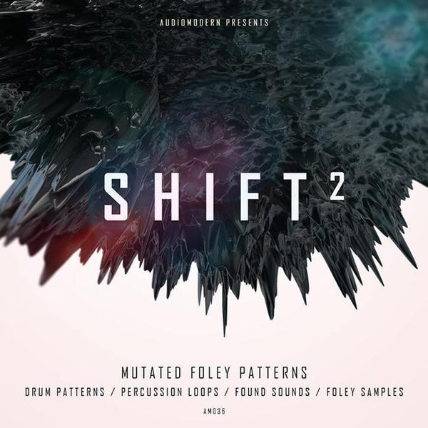Audiomodern Shift 2 Cover