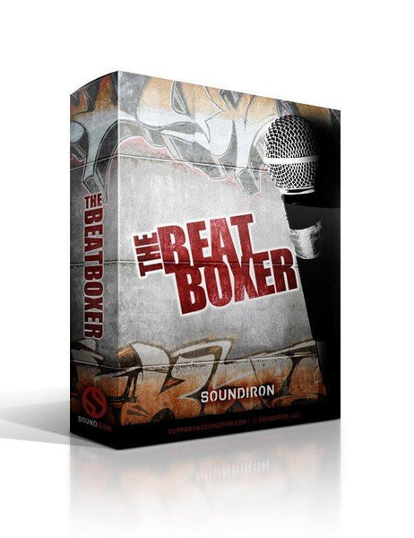 Download Soundiron The Beat Boxer