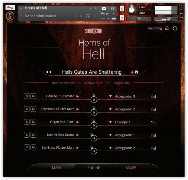 Best Service TO - Horns of Hell
