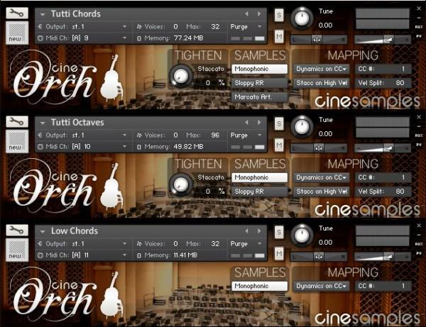 Buy CineSamples CineOrch