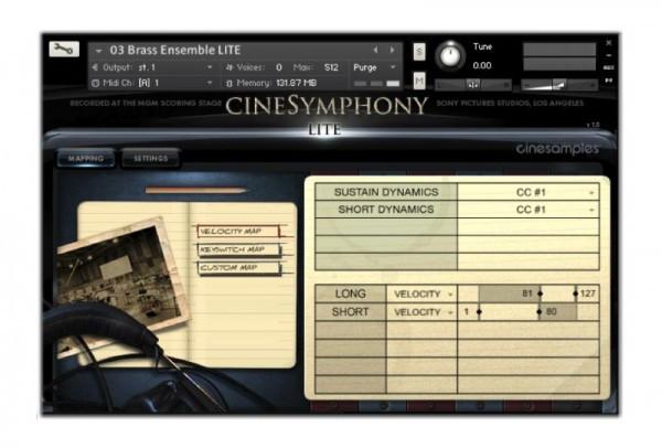 Review CineSamples CineSymphony LITE
