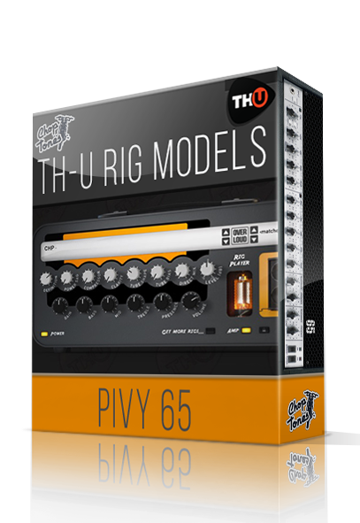 Overloud Choptones Pivy 65 Rig Library