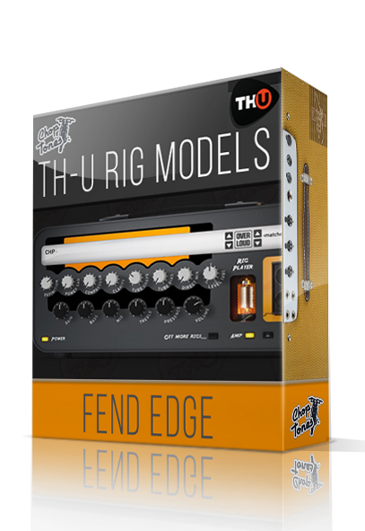 Overloud Choptones Fend Edge Rig Library
