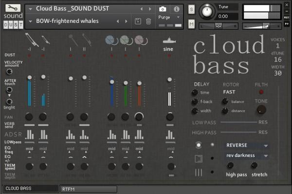 Library Sound Dust Cloud Bundle