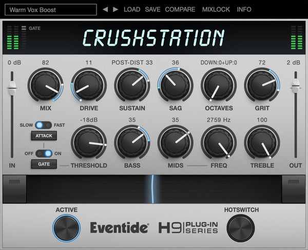 Eventide CrushStation
