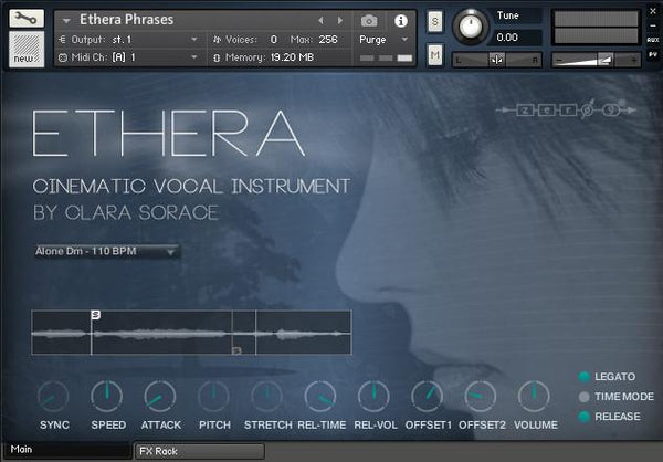 Review Zero-G Ethera 2 Cinematic Vocal Instrument