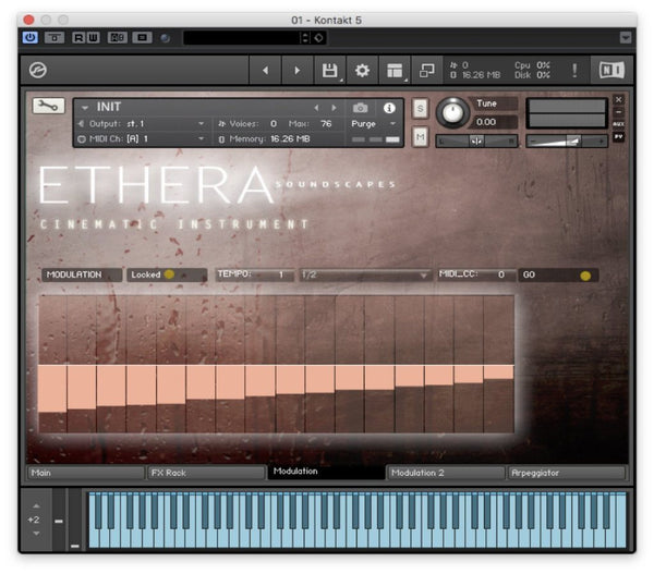 Zero-G ETHERA Soundscapes v1.2