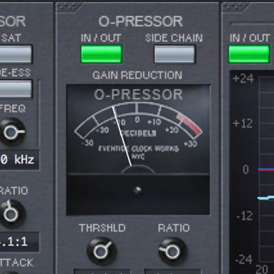 Eventide UltraChannel O-Pressor