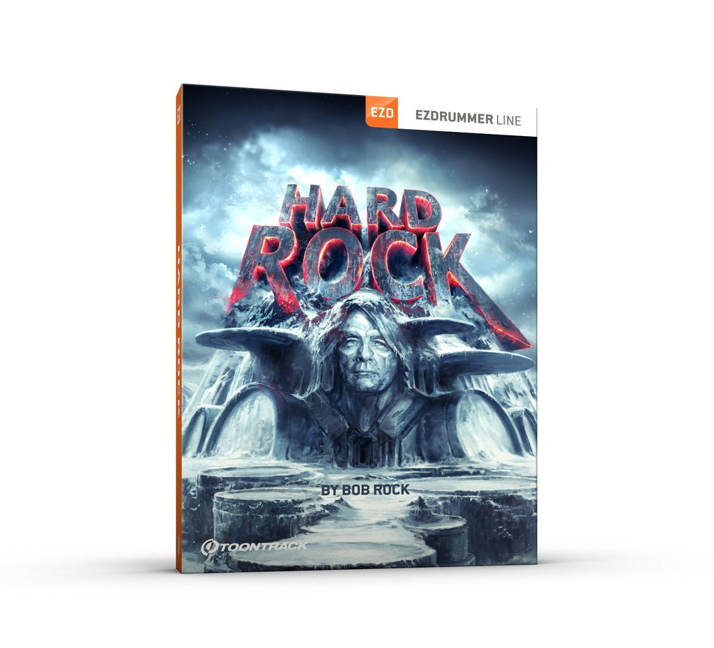 Toontrack EZX Hard Rock by Bob Rock EDUCATION