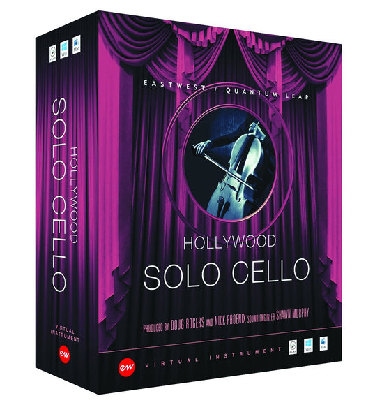 iLok EastWest Hollywood Orchestra + Solo Instruments
