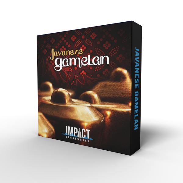 Impact Soundworks Javanese Gamelan