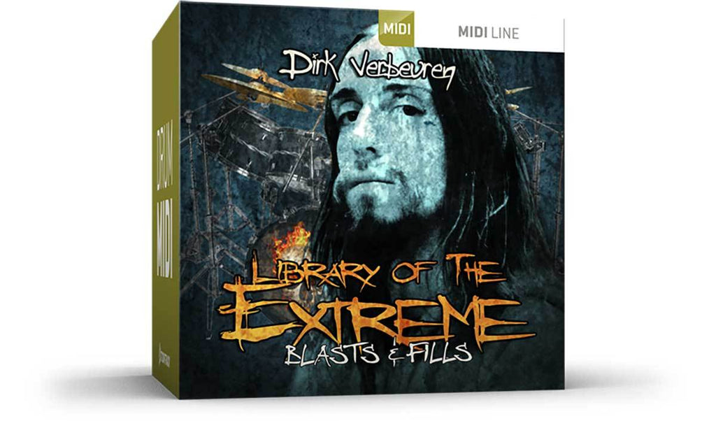 Toontrack Library of the Extreme - Blasts & Fills