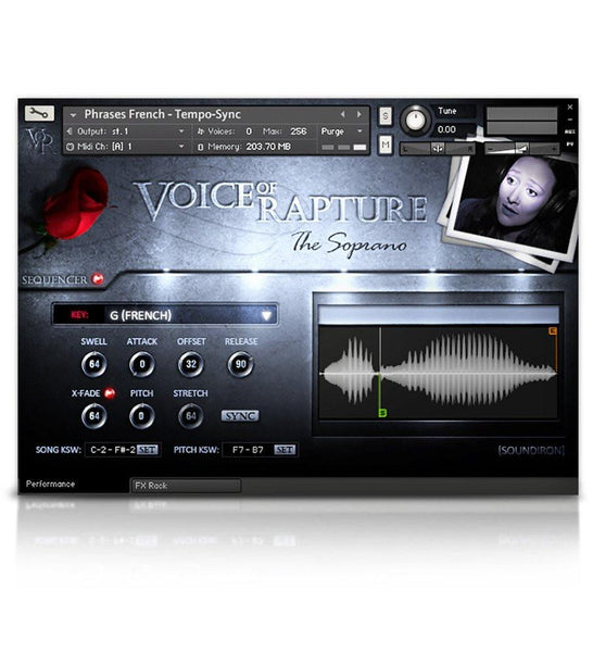 Buy Soundiron Voice of Rapture The Soprano
