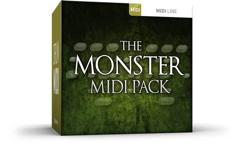 Toontrack Monster MIDI