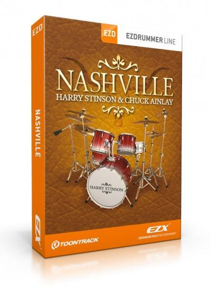Toontrack EZX - Nashville EDUCATION