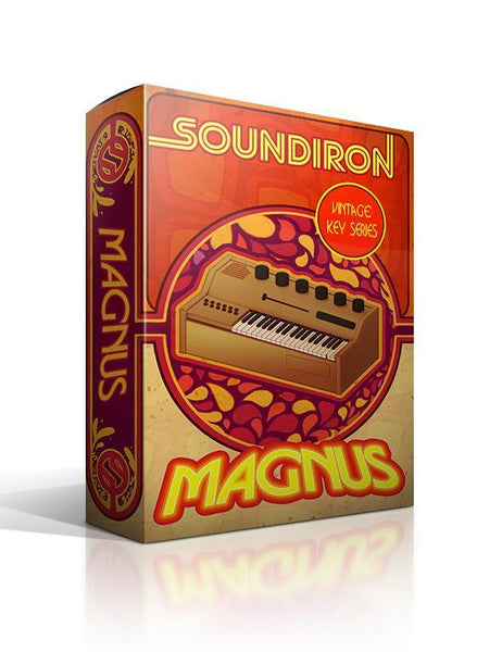 Download Soundiron Magnus Vintage Chord Organ