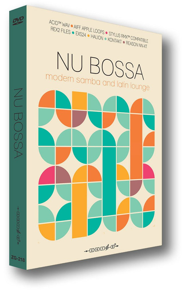 Download Zero-G Nu Bossa