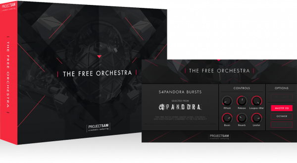 ProjectSAM The Free Orchestra