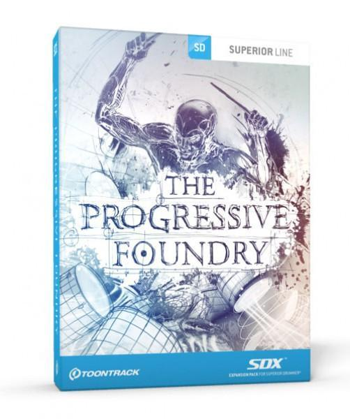Review Toontrack SDX: The Foundry BUNDLE