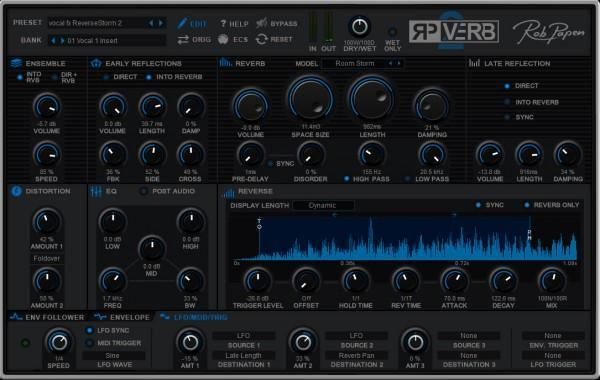 Rob Papen RP Verb 2 EDUCATION