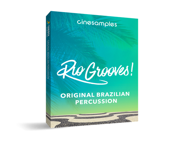 Download CineSamples Rio Grooves