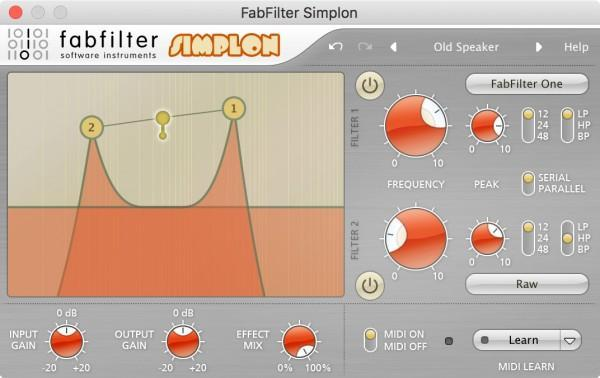 Synth FabFilter Total BUNDLE