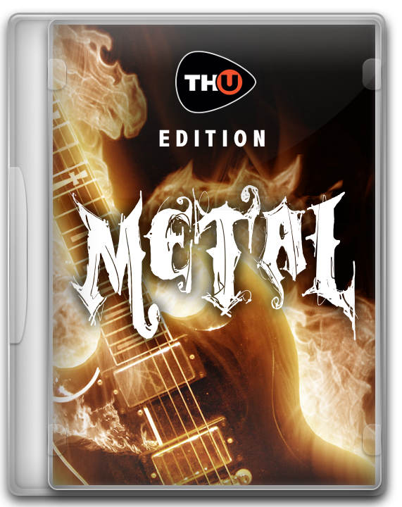 Overloud TH-U - Metal Collection
