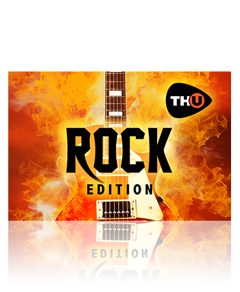 Overloud TH-U - Rock Collection EDUCATION