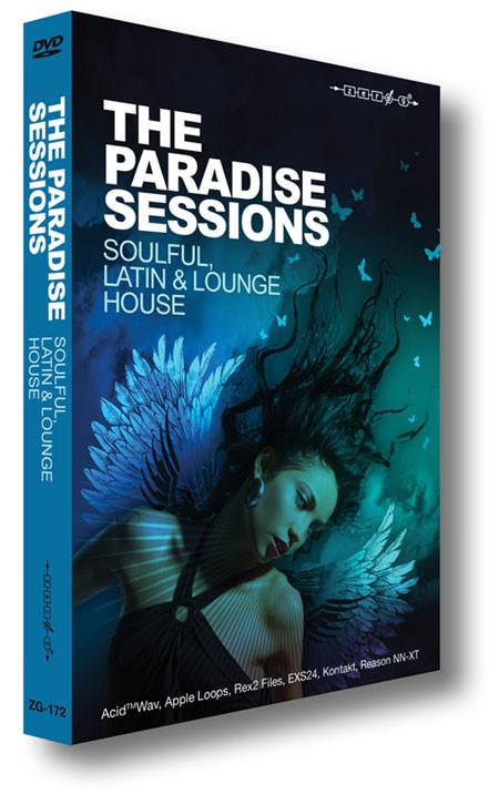 Download Zero-G The Paradise Sessions