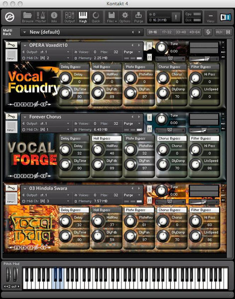Buy Zero-G Vocal Factory