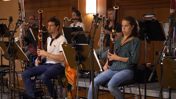 VSL Big Bang Orchestra Solaris - FX Woodwinds