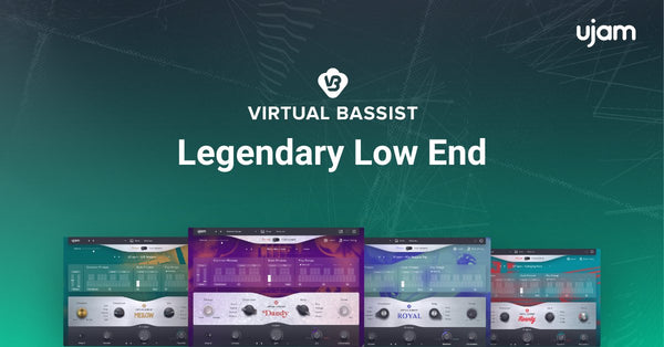 uJam Virtual Bassist 2 Bundle