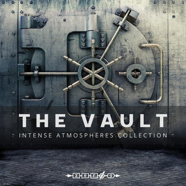 Zero-G The Vault - Intense Atmospheres Collection