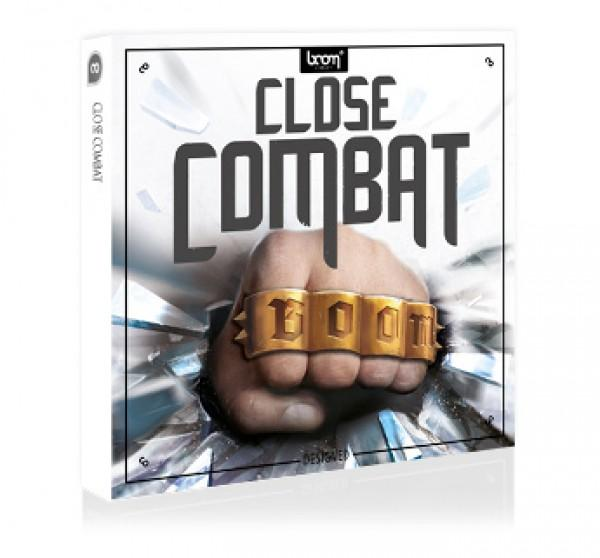 Download Boom Library Close Combat Designed