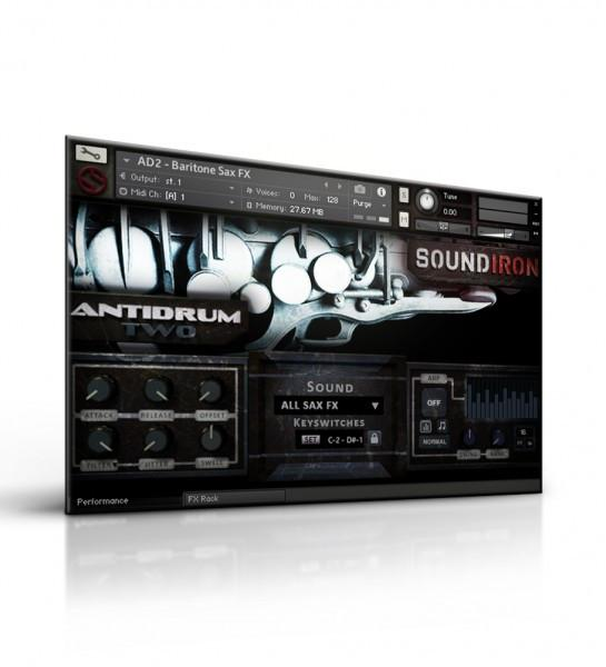 Collection Soundiron Antidrum II