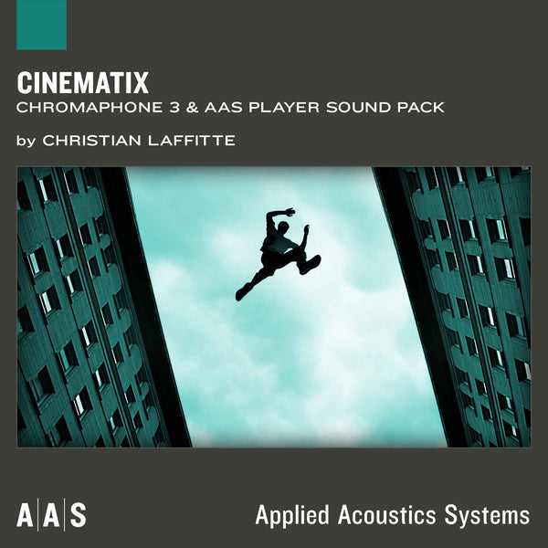 AAS Cinematix Chromaphone 3 Sound pack