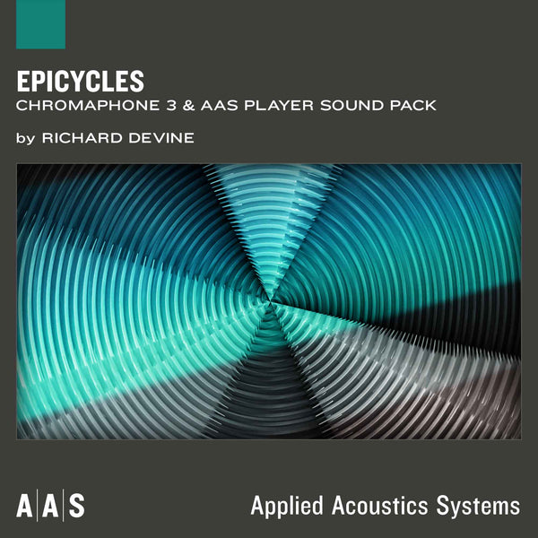 AAS Epicycles Chromaphone 3 Sound pack