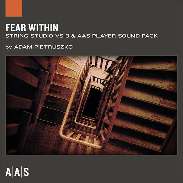 AAS Fear Within String Studio VS-3 Sound Pack