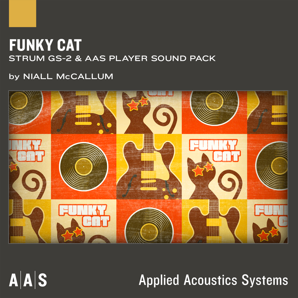 AAS Funky Cat Strum GS-2 Sound Pack