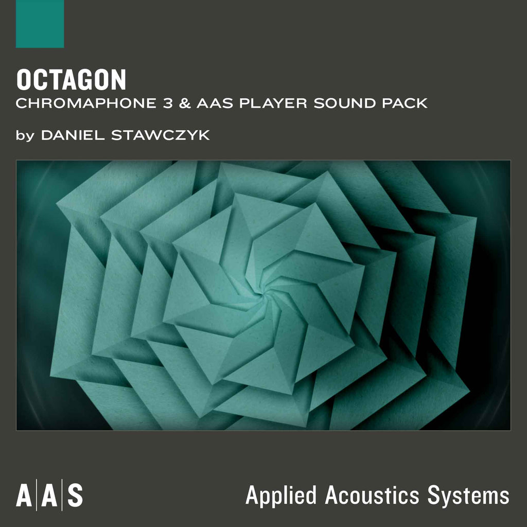 AAS Octagon Chromaphone 3 Sound pack