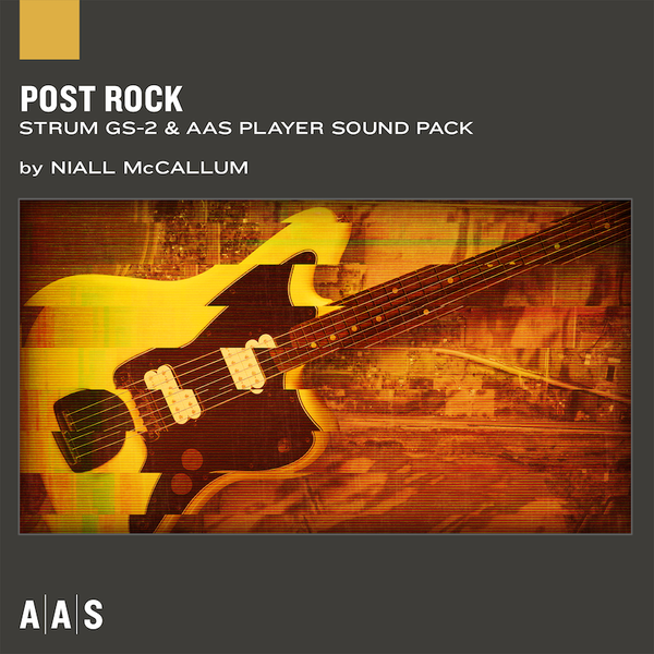 AAS Post Rock Strum GS-2 Sound Pack