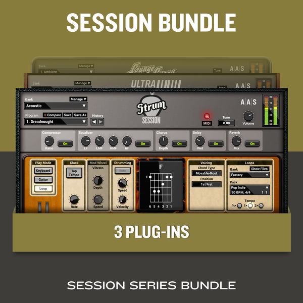 AAS Session Bundle