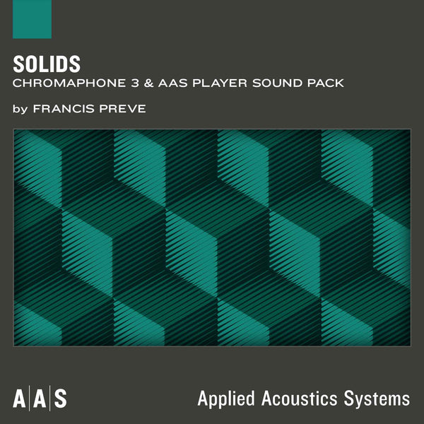 AAS Solids Chromaphone 3 Sound pack