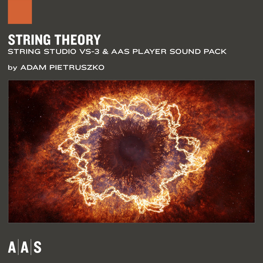 AAS String Theory String Studio VS-3 Sound pack