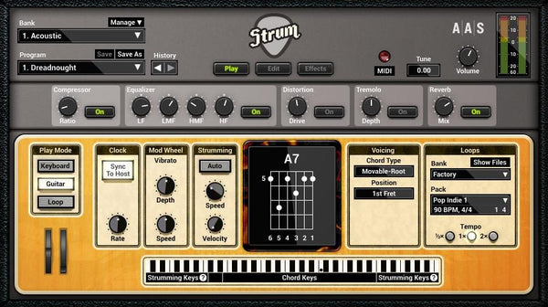 Download AAS Strum GS-2