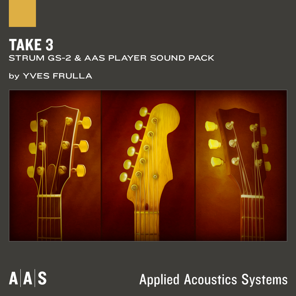 AAS Take 3 Strum GS-2 Sound Pack