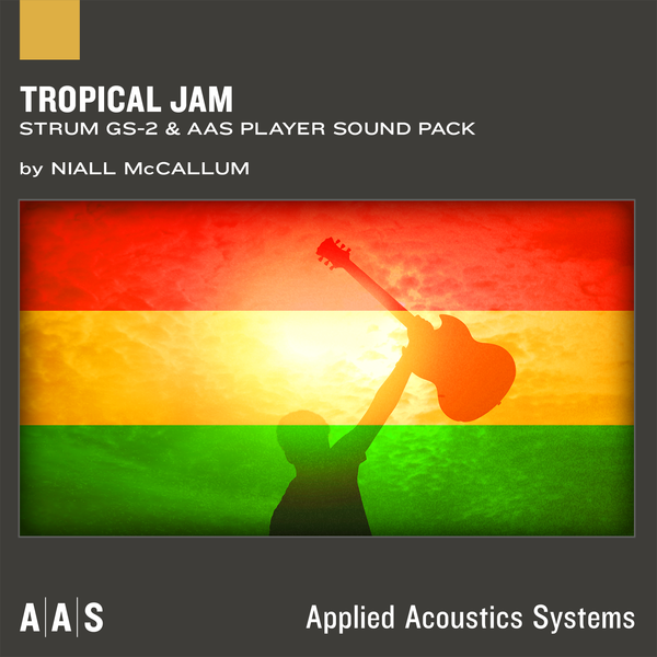 AAS Tropical Jam Strum GS-2 Sound Pack