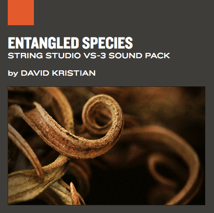 AAS Entangled Species String Studio VS-3 Sound pack