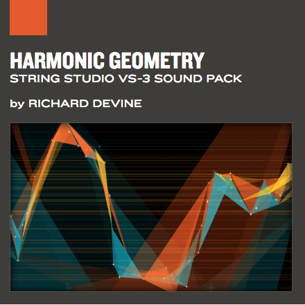 AAS Harmonic Geometry String Studio VS-3 Sound pack